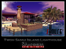 sHouse Twoh Samui LightHouse 3.2 UPDATED