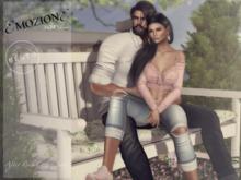<EMOZIONE> Couple Pose **After Rain Comes Sun**! BENTO [BAG]