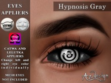 Az... Hypnosis Gray (EYES APPLIERS)