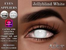 Az... Jellyblind White (EYES APPLIERS)