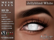 Az... Jellyblind White (MESH EYES)