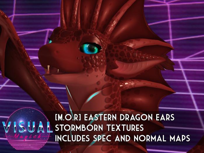 VM - Stormborn Eastern Dragon Ear Textures
