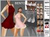 bag DEMO Dress Txell BENTO *Arcane Spellcaster* Ak-Creations
