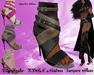 **SD**-AKASHA- Gothic Vampire Shoes (Full Options)