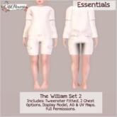 {WF} -Full Perm- William Set 2 {Box}
