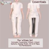 {WF} -Full Perm- William Set {Box}