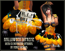 ::FIERCE DESIGNS:: HALLOWEEN SUPREME:: 5 DOLLARBIE PROMO::