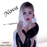 Nova Beto Shape for Laq Head Neve