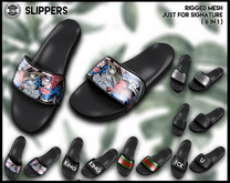 [Since1975]Slippers for Signature
