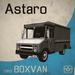 Astaro Boxvan Utility Truck