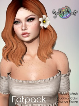JellyRoll - Alice Hairstyle Fatpack