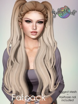 JellyRoll - Beth Hairstyle Fatpack