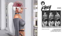 #Foxy - King Hair (Blondes)