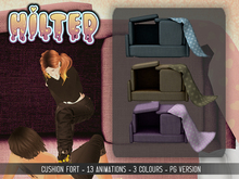 HILTED - Cuddle Fort - PG! (Wear Me!)