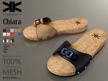 Chiara :: Woman Shoes :: 10 Colors :: {kokoia} / for maitreya, belleza, slink, tmp and eve