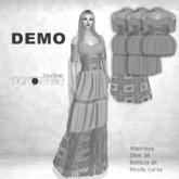 [Marquesse] Beach Dress 3 in 1 DEMO