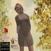 [RG] Japa Lace Dress Lilac Box
