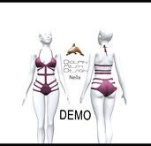 [Dolphin Design Mesh]Neila demo