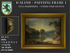 Icaland   painting frame 1 add