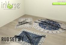 inVerse® MESH - Rugs set #1 full permission bxd