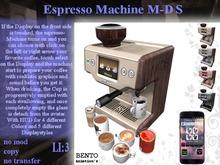 Espressomachine M-DS42-S7MDST3V5.2