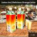 satus inc  delicious orange juice ad