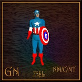 Capt America 1 Package (Rez Me)