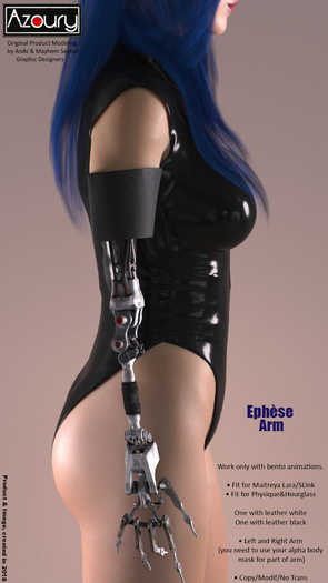 AZOURY - Ephese Arm