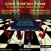 Limit Holdem Oval Poker with Bots & Chairs