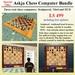 V&L Chess Computer Bundle - 3 chess games