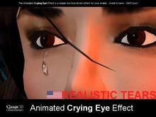 Gaagii - Crying Eye Effect (add/wear) > adjust to face !