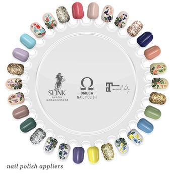 "alaskametro<3 ""Spring Fling"" nail art appliers   Appliers: Slink/Omega/Maitreya"
