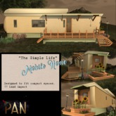 "*PAN* ""Simple Life"" Mobile House"