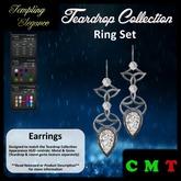 TE - Teardrop - Earrings
