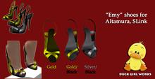 """""""Emy"""" shoes for Altamura, Slink"""
