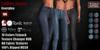 GAS [Ladies Jeans Georgina - 10 Colors w/HUD FATPACK]
