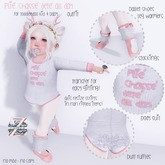 FanZy - Plie Chasse Jete Full Outfit {Pink}