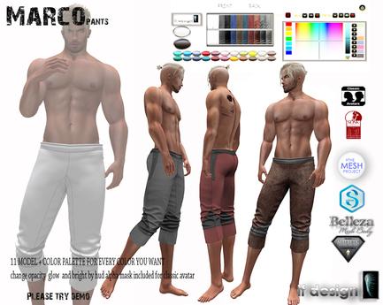 [lf design] Marco