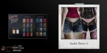 ~Rebellious Rose~ Rachel Shorts V1 Furry