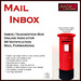 ArtiZan Mail Inbox (mail box, suggestion box)
