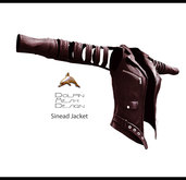 [Dolphin Design Mesh]Full permissions Sinead Jacket