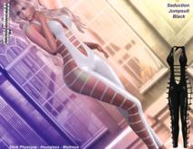 [Sexy Princess] Black Seduction Jumpsuit