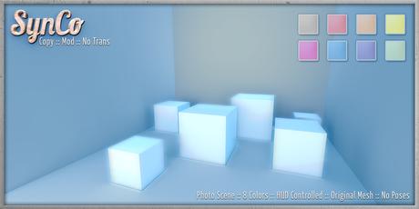 SynCo - Cubify PhotoScene Gift