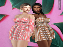 SOULMATE - Dream dress pink rose