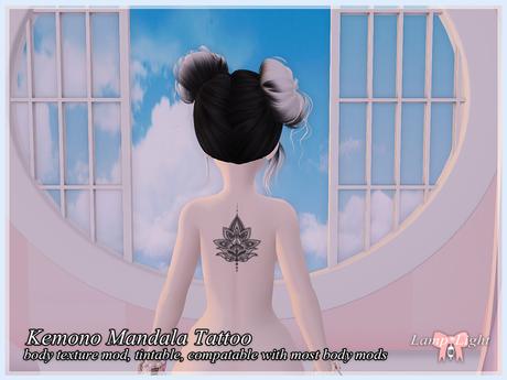 Lamp*Light - Mandala for Kemono Body