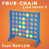 Play The Four-Chain Game (LI=2)