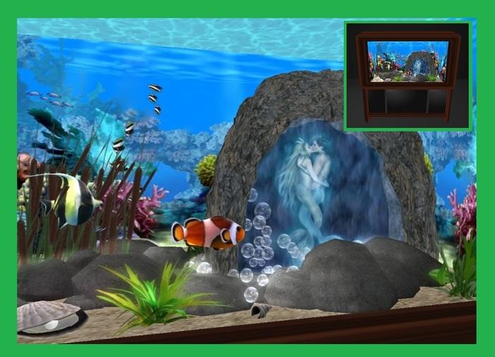 ♡ Best Aquarium Set of Five Aquariums ~ Many Variations, Sizes & Choices. Do-It-Yourself Options. (Read The Description)