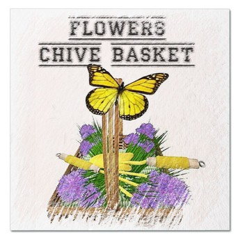 [FP] DFS Flowers - Chive Basket Texture /copy