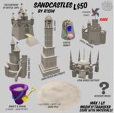 R(S)W Sandcastle - Castle Bukkit