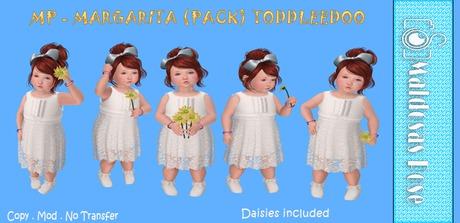 MP ::: Margarita (Pack) Toddleedoo